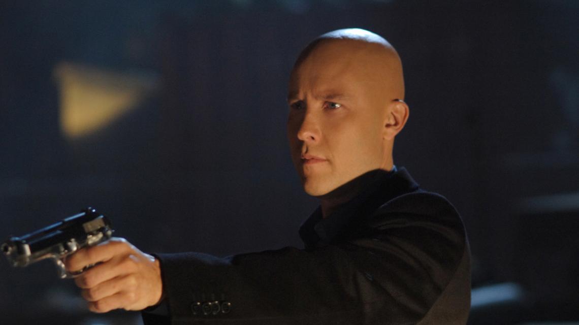 Lex Luthor Michael Rosenbaum