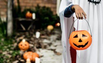 5 disfraces de Halloween sencillos